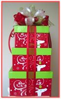 """CHRISTMAS TOWER""  Hampers"