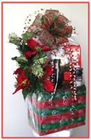"""HOLIDAY GREETINGS"" Gift Basket"