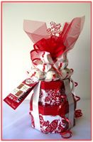 """MINI HOLIDAY TOWER & RAFFAELLO TOPPER"" Hamper"