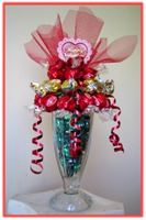 """HAPPY VALENTINE"" Sundae Arrangement"
