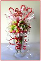 """ROSEY APPLE SUNDAE"" Sundae Arrangement"