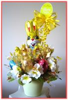 """EASTER GIFT"" Candy Bouquet"