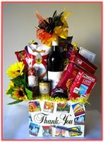 """THANK YOU""   Gift Basket"