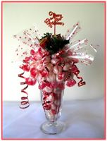 """ENGLISH MINTS SUNDAE"" Sundae Arrangement"
