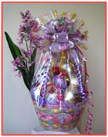 """EASTER WISHES""  Gift Basket"
