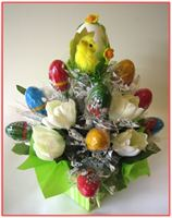 """EASTER CLASSIC""    Candy Bouquet"