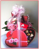 """HEART TO HEART"" Gift Basket"