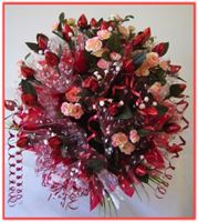 """ROSES, ROSES...""   Candy Bouquet When it comes to romantic expression, no other flower can even compare!"