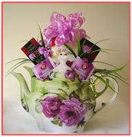 """TEA TIME""   Gift Basket"