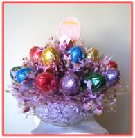 """EASTER GREETINGS"" Candy Bouquet"